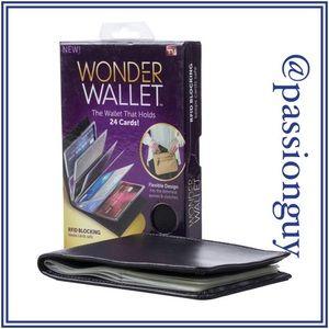 Other - Wonder Wallet RFID blocking